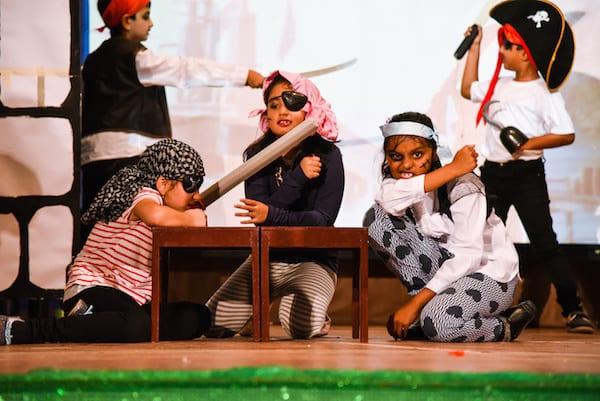 Broadrick - Performing Stage
