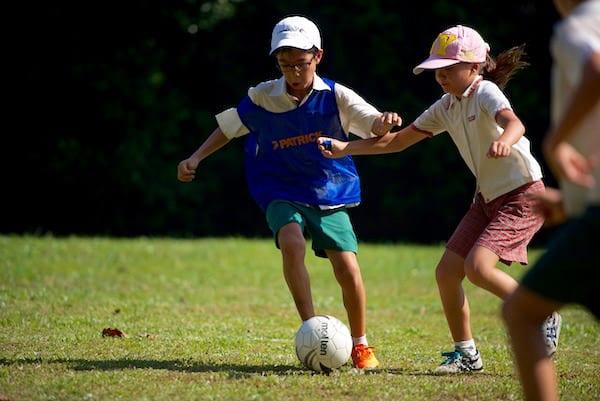 Broadrick - Sports Pitch