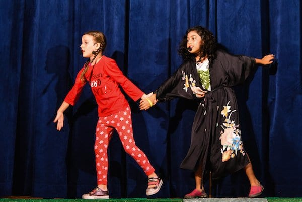 EtonHouse International School - Drama Programme