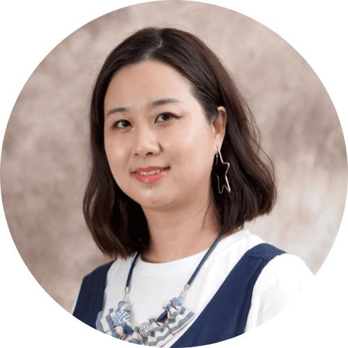 UBT - Ms Jiang Xin